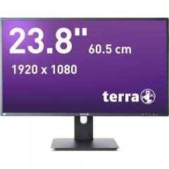"23.8"" Terra LED 2456W PV schwarz GREENLINE PLUS"