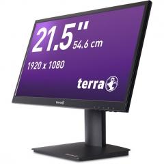 "21.5"" TERRA LED 2226W PV black HDMI GREENLINE PLUS"