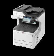 OKI Farb-Multifunktionsdrucker MC883dn, A3