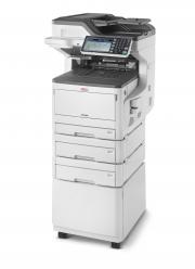 OKI Farb-Multifunktionsdrucker MC883dnct, A3