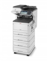 OKI Farb-Multifunktionsdrucker MC883dnv, A3