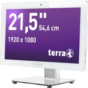 """21.5"""" Terra All-in-One-PC 2211wh i5 weiss"""