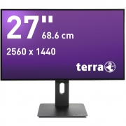 "27"" Terra LED 2766W PV schwarz GREENLINE PLUS"
