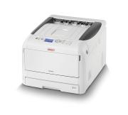 OKI Farblaserdrucker C843dn , A3