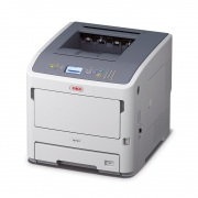 OKI Mono-Laserdrucker B721dn, A4