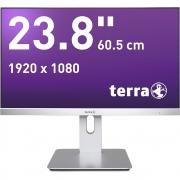 "23.8"" Terra LED 2462W PV silber"