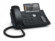 snom D375 Tischtelefon für SIP